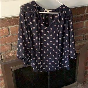 Pleione starburst blouse